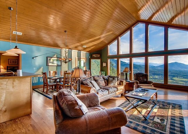 Beautiful cabin with gorgeous views in Sevierville, TN #234909